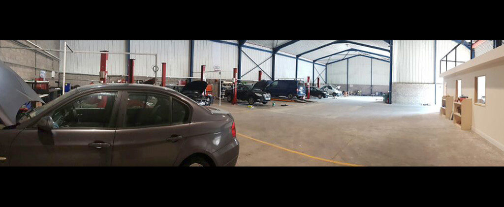 VASS Motor Works Garage and Workshop