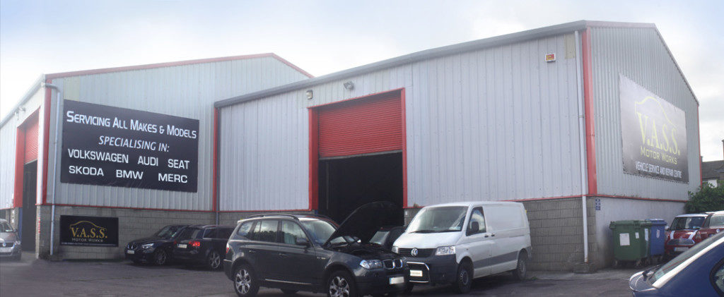VASS Motor Works Garage and Workshop in Mallow, Cork
